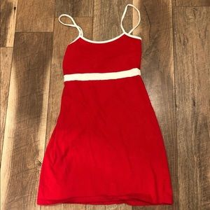 Red Dress. Never worn.